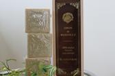 サボンドマルセイユ  木箱入りオリーブ (無香料)